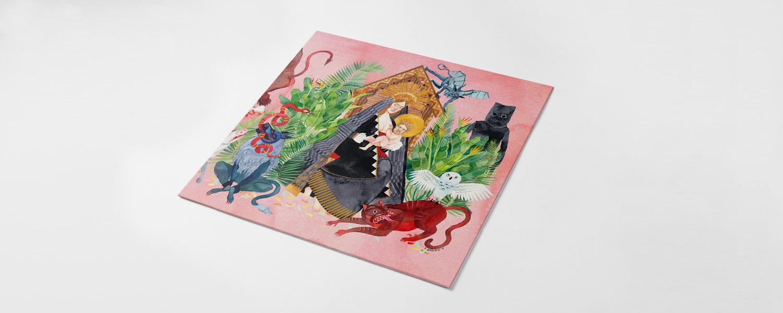 """Вместо обычного стрима альбома Тиллман создал специальную <a href=""""http://fatherjohnmisty.com/sap/"""">страницу</a>, где «I Love You, Honeybear» можно послушать практически в midi-качестве. Получилось смешно"""