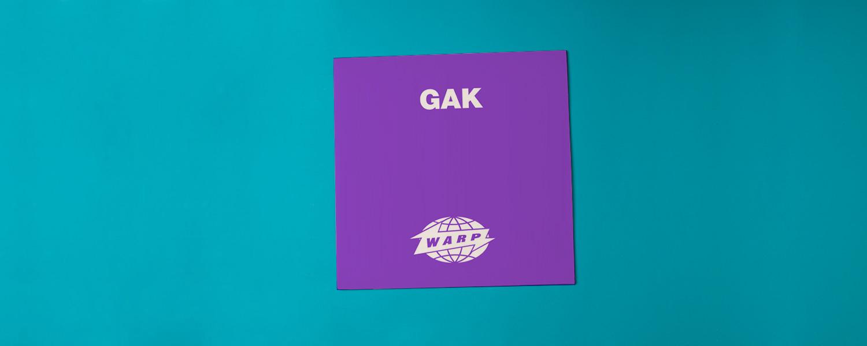 GAK «GAK» (Warp Records, 1994)