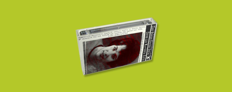 «Панк-фракция Красных Бригад» «Песни для Маргериты Кагол»