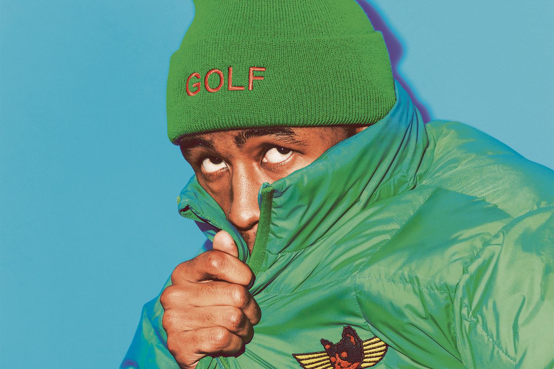 Принты для футболок, шапки и прочую одежду собственного бренда Golf Wang музыкант разрабатывает сам