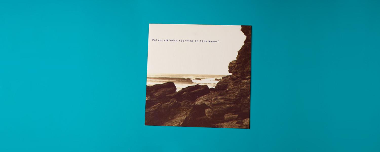 Polygon Window «Surfing on Sine Waves» (Warp, 1993)