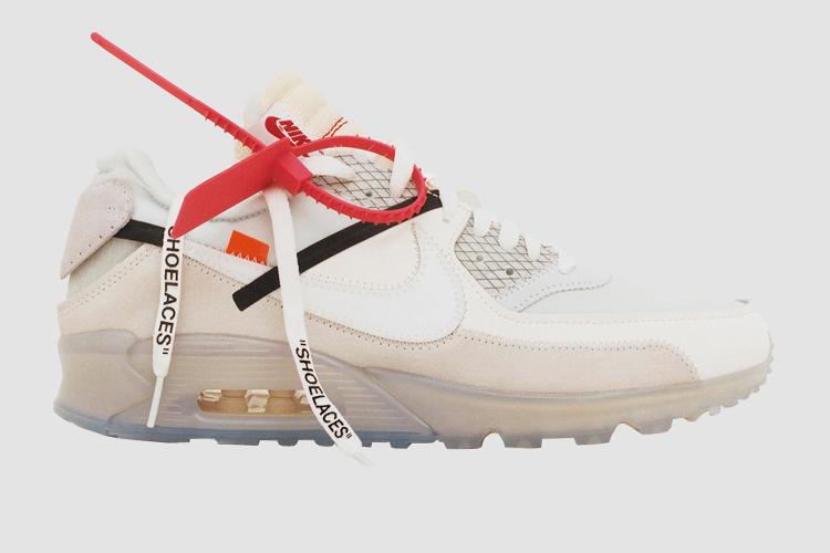 3deaf873 Кроссовки Off-White x Nike - Афиша Daily