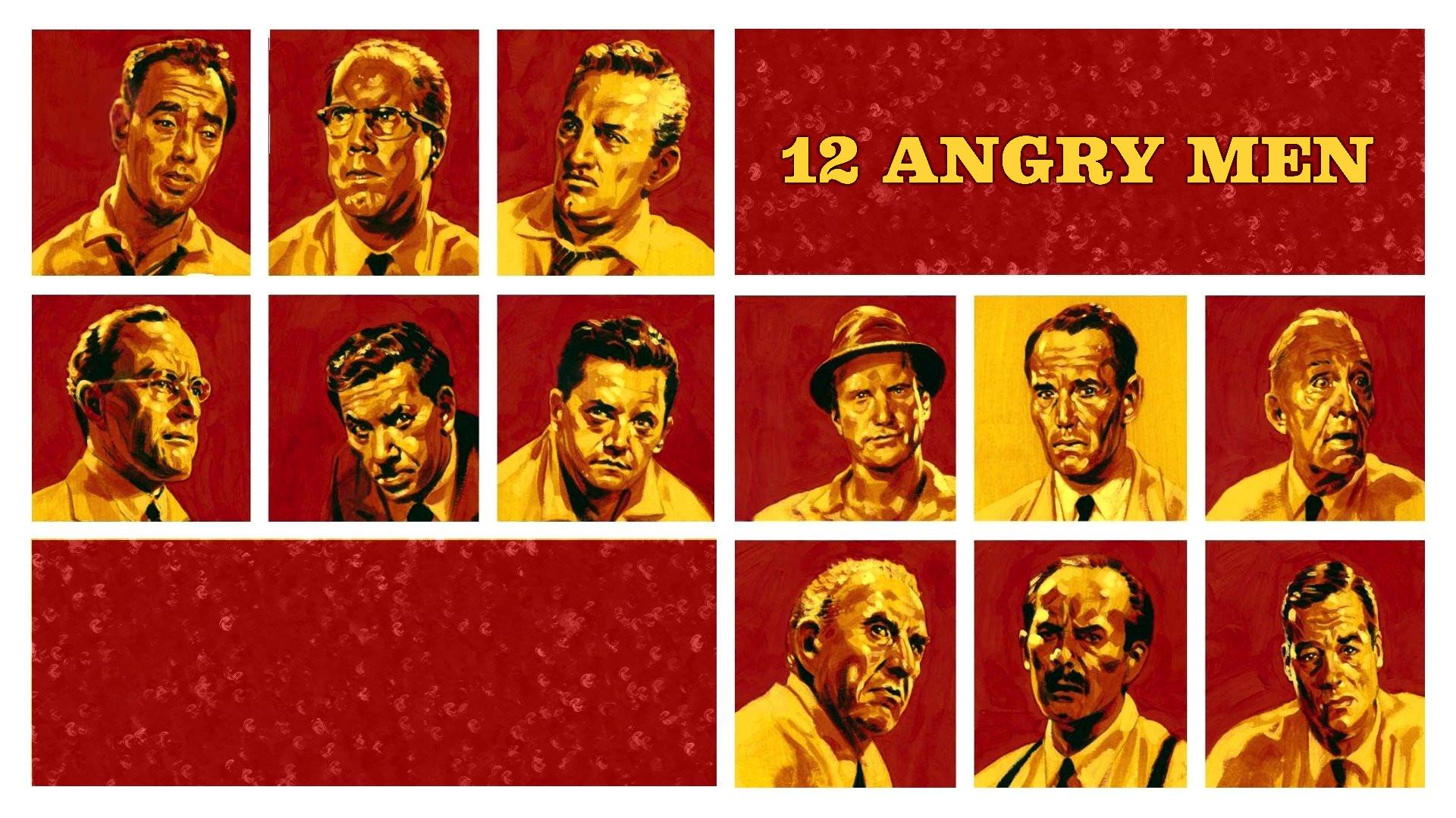 12 разгневанных мужчин смотреть фото