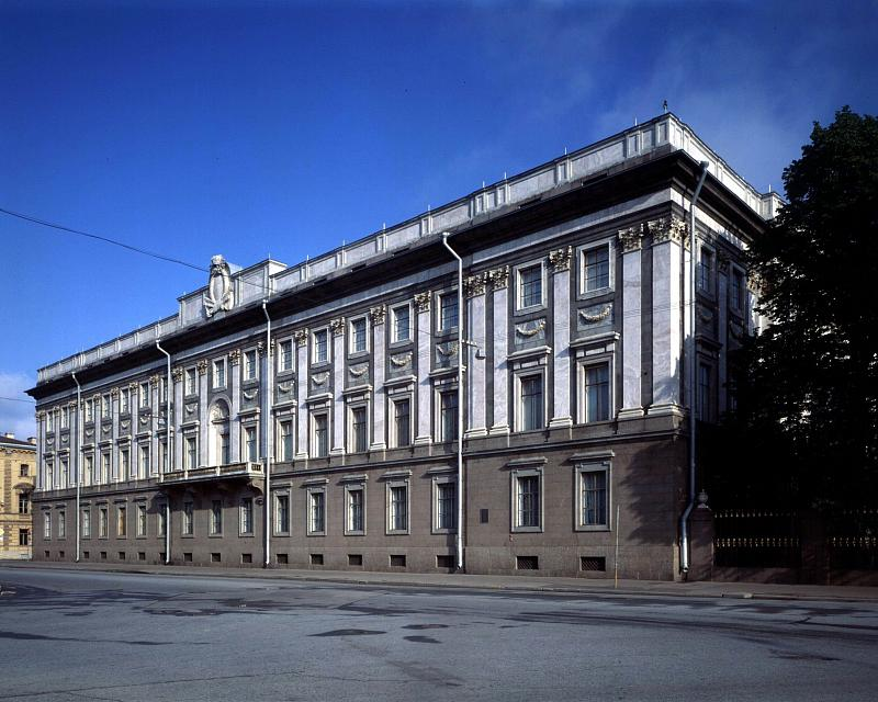 Фото мраморный дворец