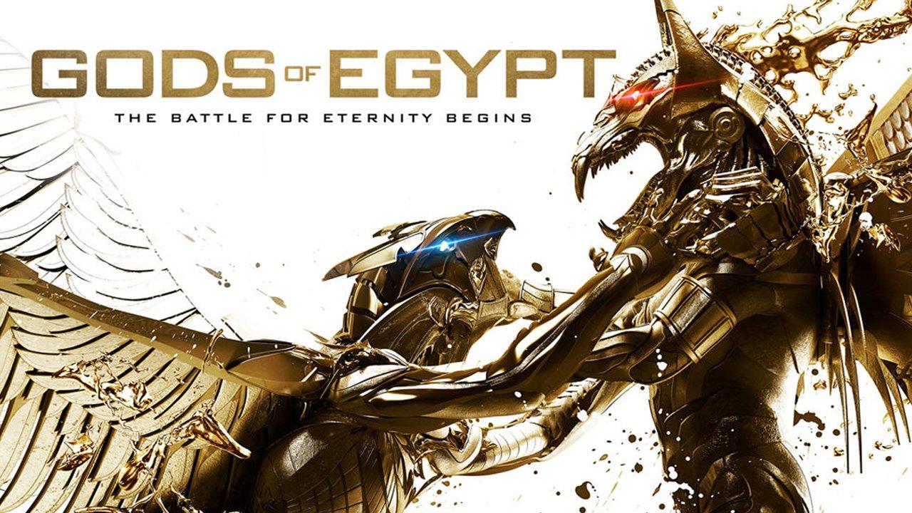 Боги Египта смотреть фото