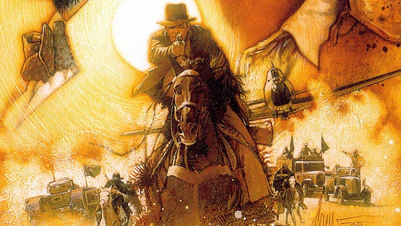 Индиана Джонс и последний Крестовый поход смотреть фото