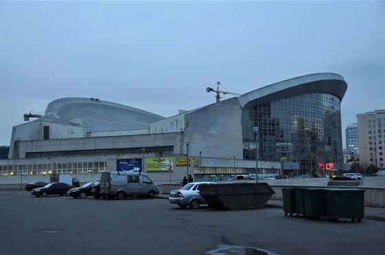 Фото бассейн спорткомплекса «Олимпийский»