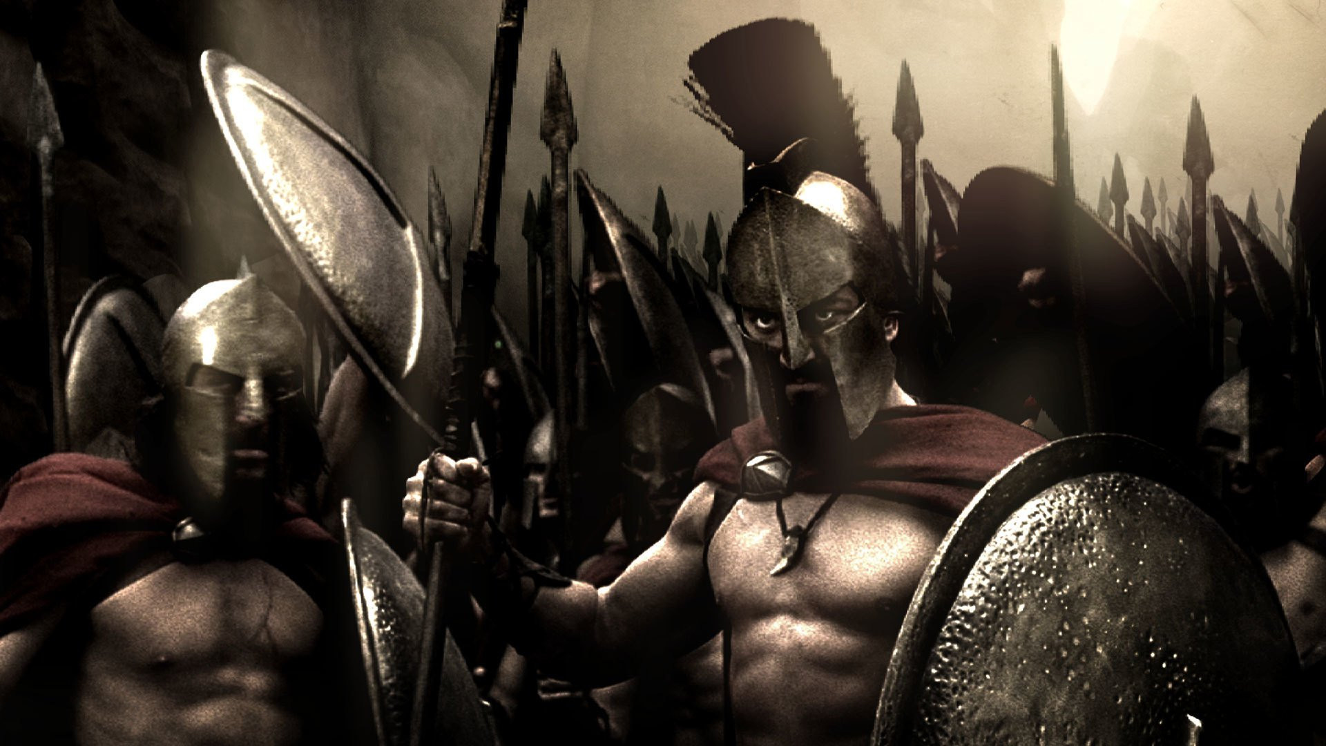 300 спартанцев смотреть фото