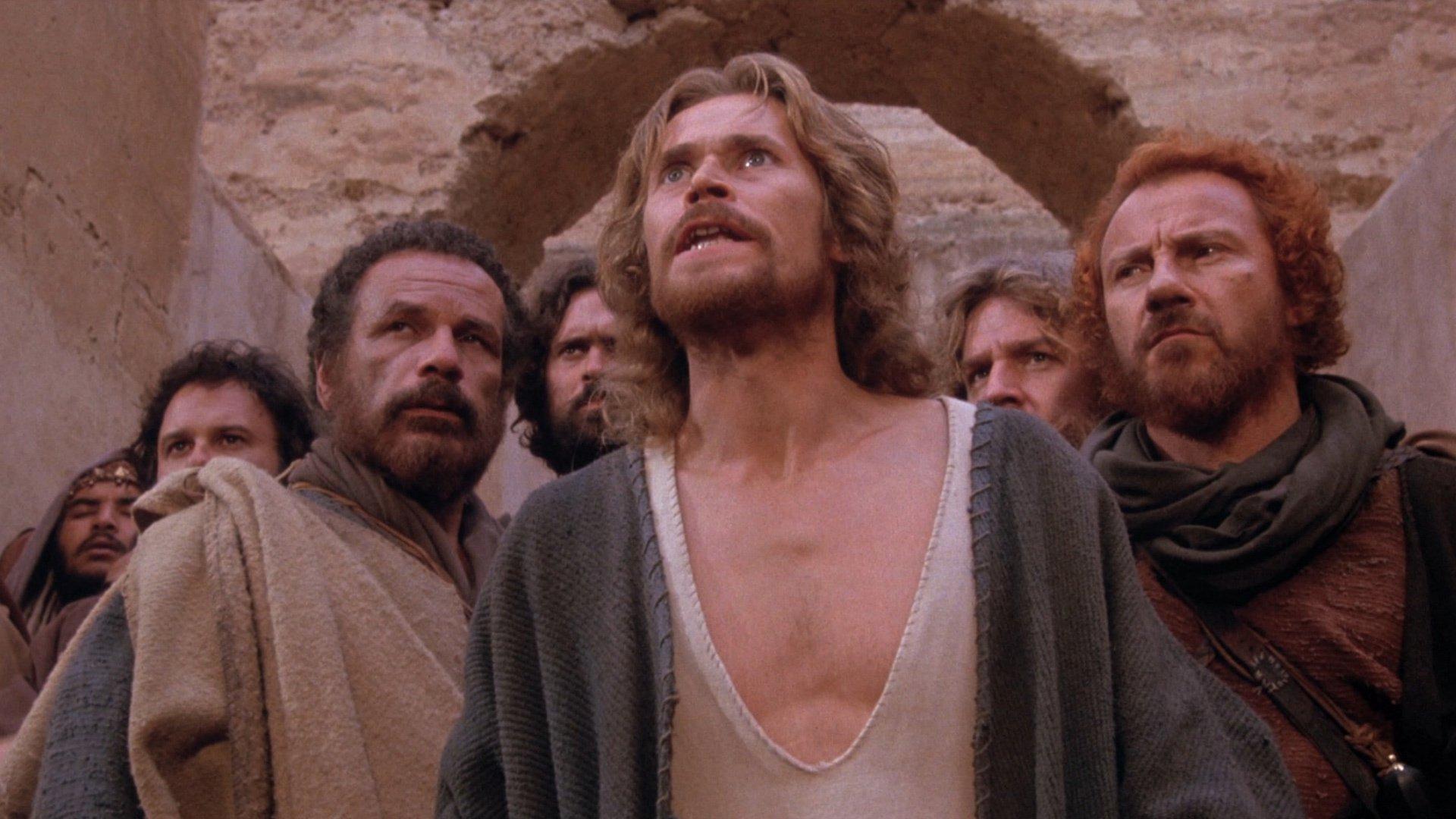Последнее искушение Христа смотреть фото