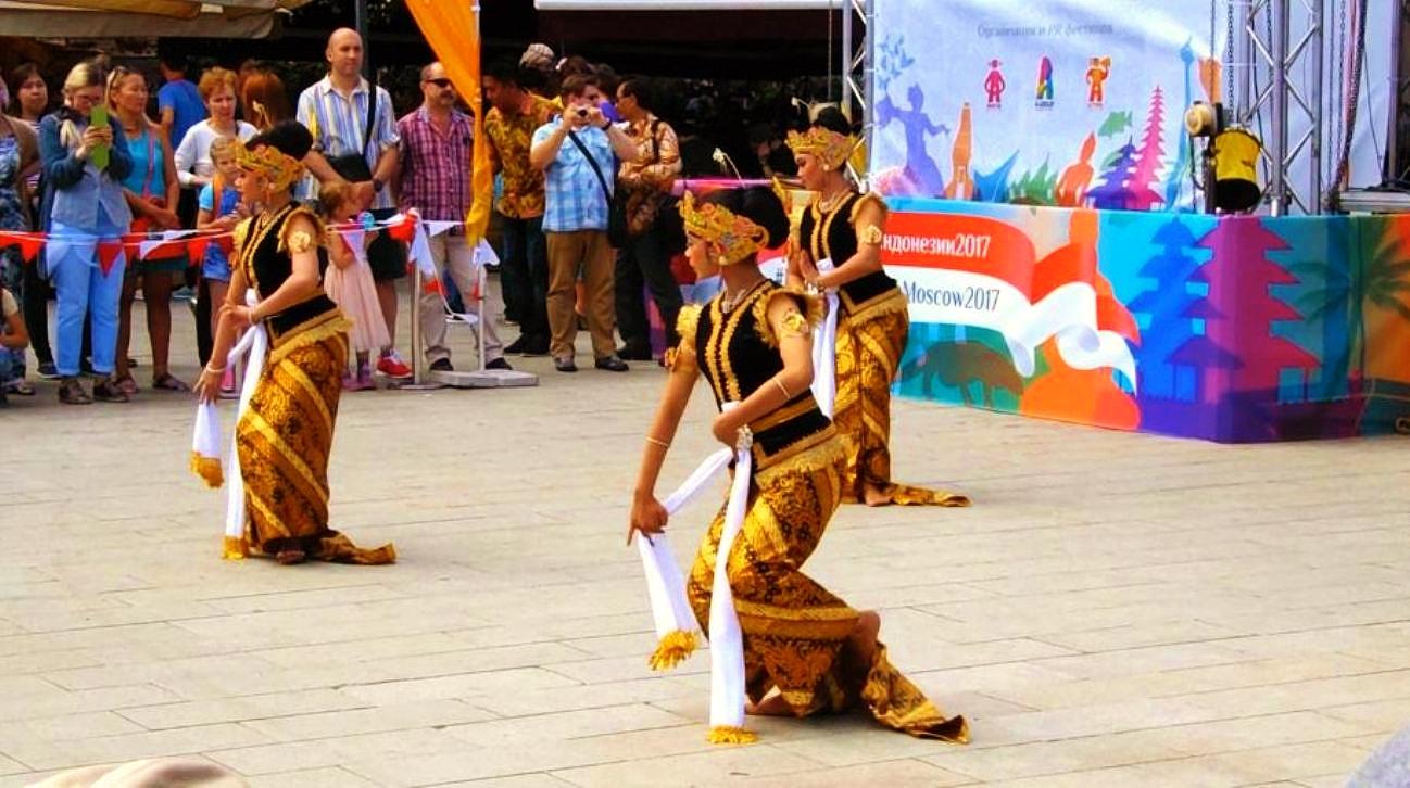 Фестиваль Индонезии-2017 смотреть фото