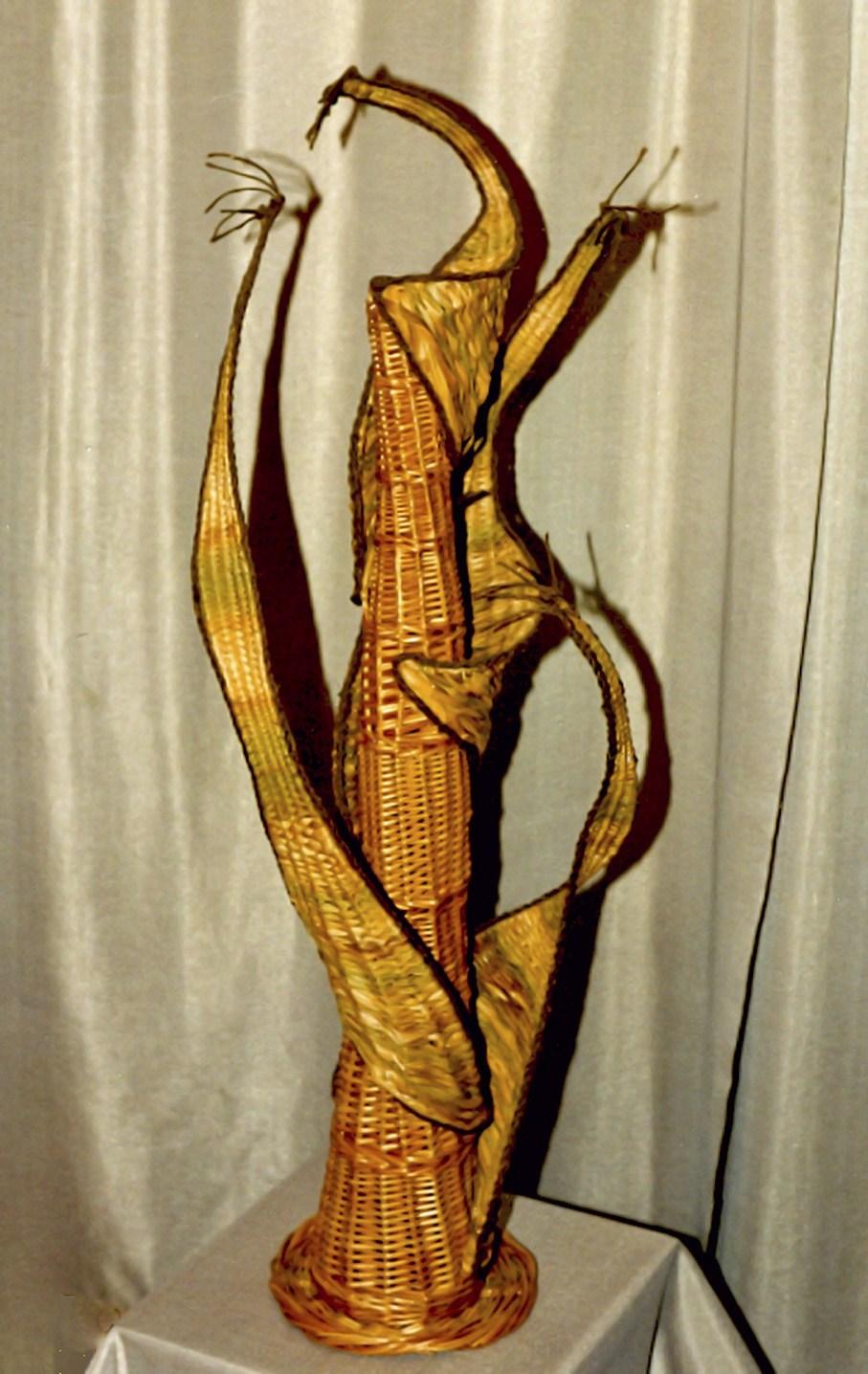 Стефан Балкенхол. Скульптуры и рельефы смотреть фото