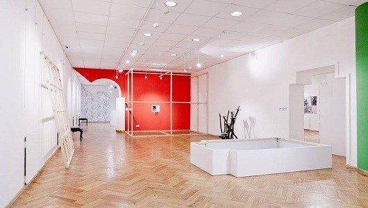 Фото выставочный зал Галерея Нагорная