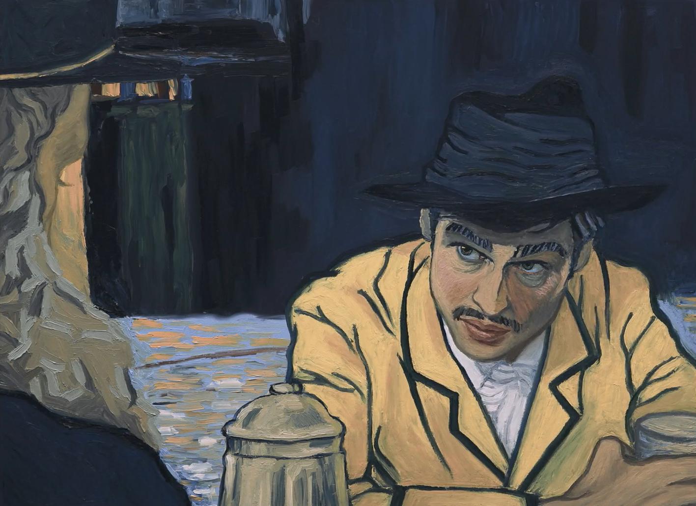 Ван Гог. С любовью, Винсент смотреть фото