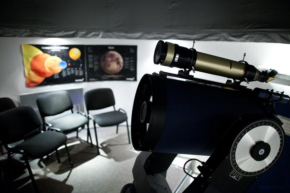 Фото музей Народная обсерватория