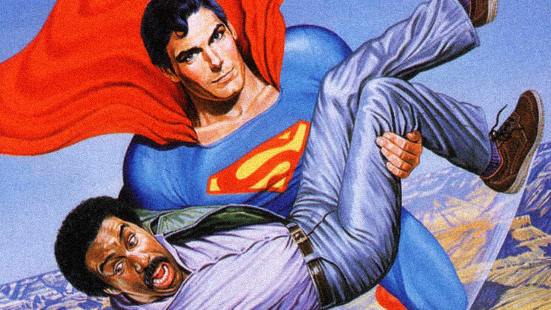 Супермен: Стальная молния смотреть фото