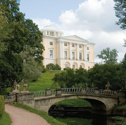 Фото музей Музей-заповедник «Павловск»