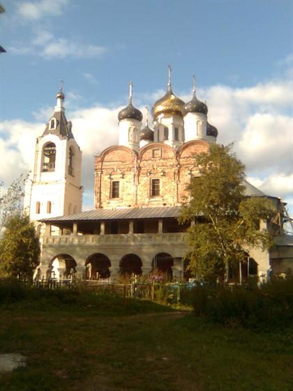 Фото церковь Зосимы и Савватия Соловецких в Фаустово