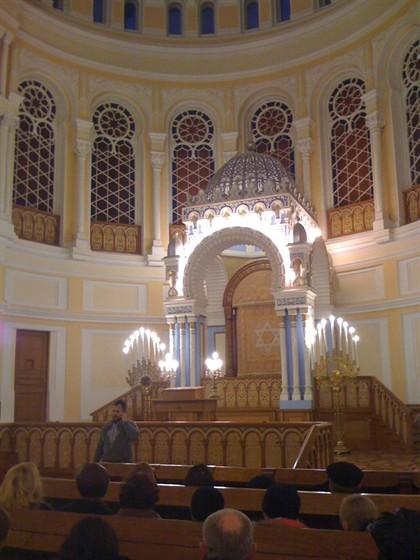 Фото большая хоральная синагога