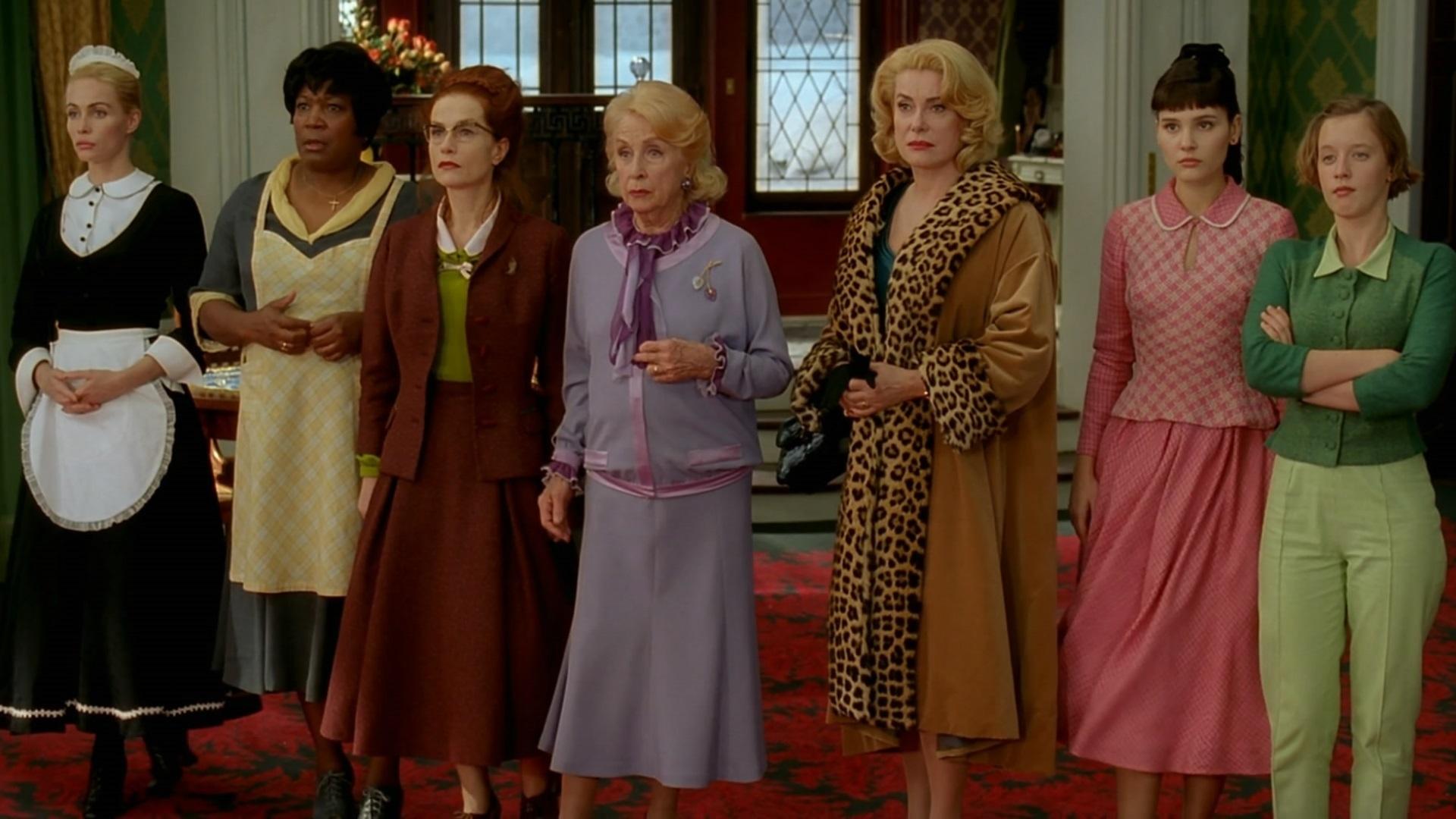 8 женщин смотреть фото