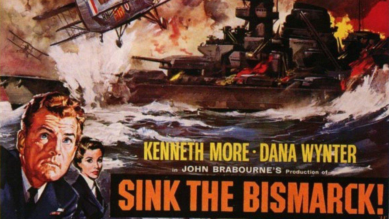 Потопить «Бисмарк» смотреть фото