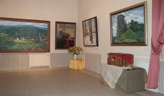 Фото выставочный зал Измайлово