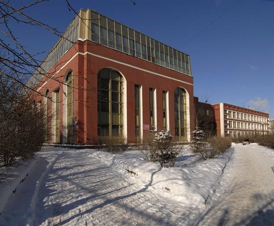 Фото выставочный зал Художественный лицей Российской академии художеств