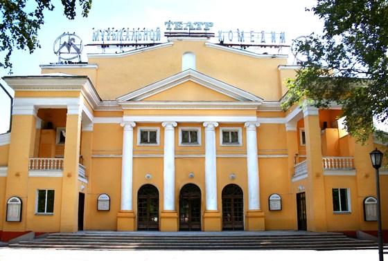 Театры новосибирска афиша июнь 2017 продам билеты в театр кукол