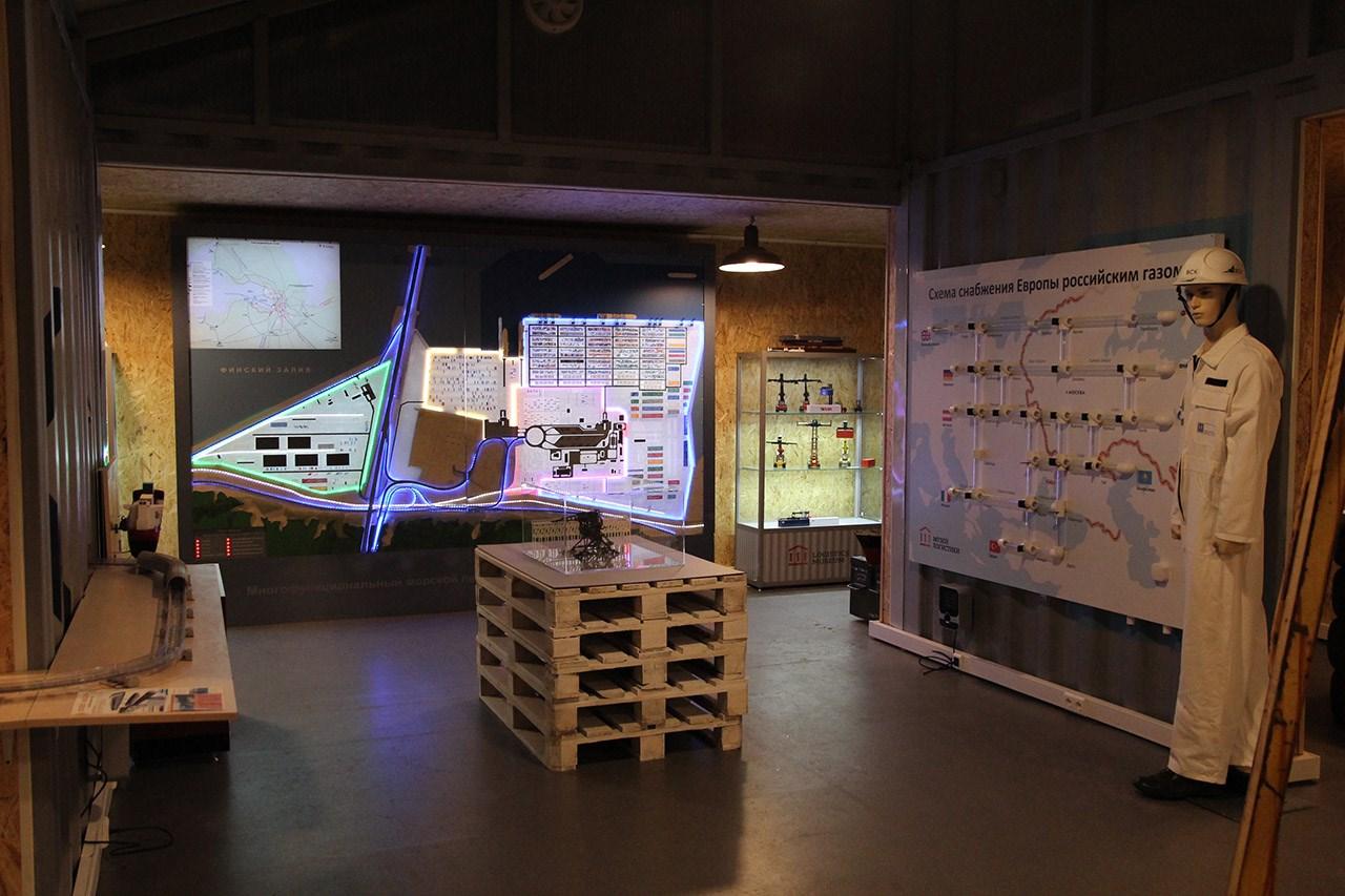 Фото музей логистики