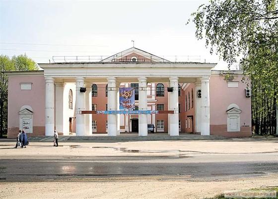 Фото концертный зал ДК «Гамма»