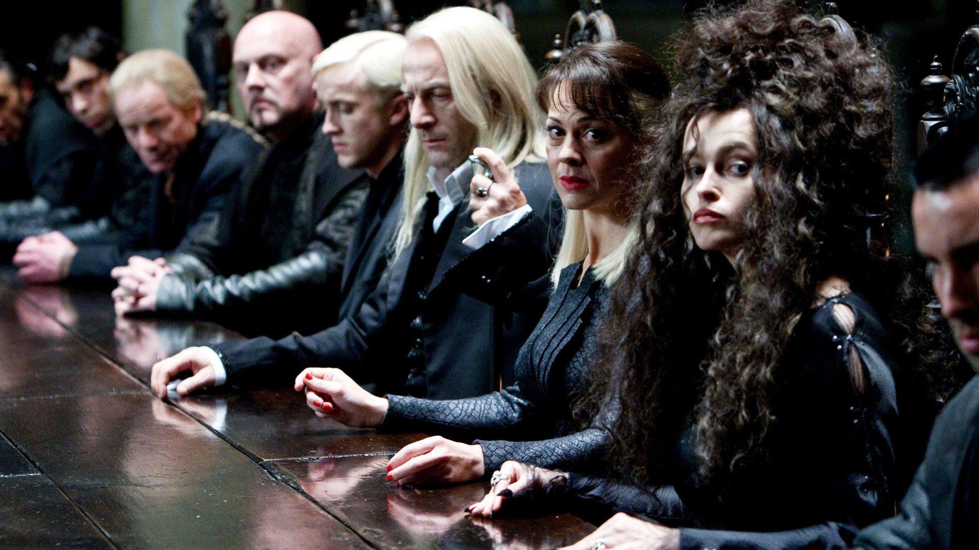 Гарри Поттер и Дары смерти: Часть I смотреть фото