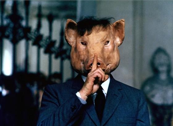 Свинарник смотреть фото
