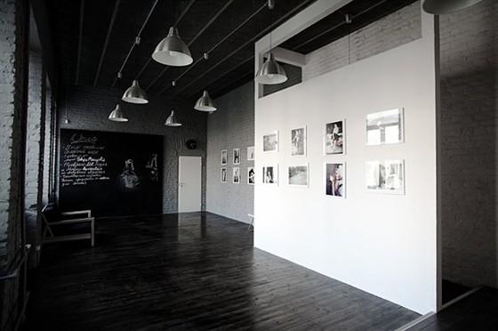 Фото выставочный зал Monochrome Loft