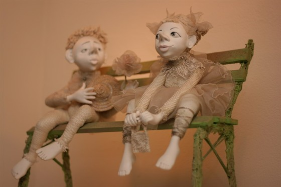 Фото галерея кукол