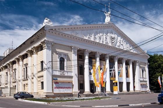 Афиша театр оперы и балета в воронеже галактика афиша кино омск