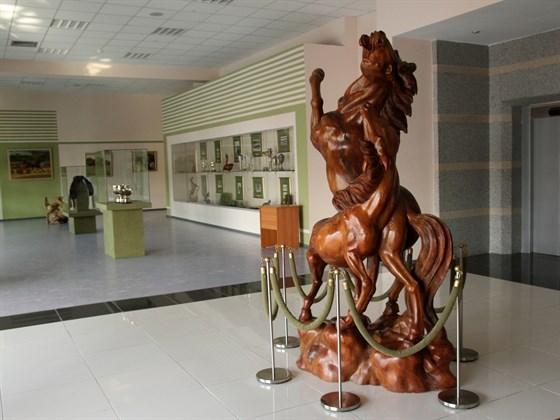 Фото музей коневодства и конного спорта