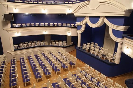 Фото центр оперного пения Галины Вишневской