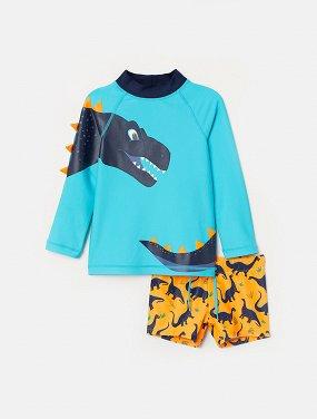 Купальный комплект UPF 50 от H&M для мальчиков