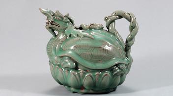 Рожденная в пламени. Корейская керамика из Национального музея Кореи