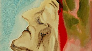 Сальвадор Дали. Марк Шагал. Графика из частных коллекций Германии