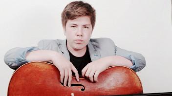 Камиль Мухаметдинов (виолончель), Дарья Васильева (фортепиано)