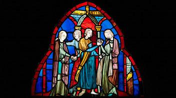 Людовик Святой и реликвии Сент-Шапель