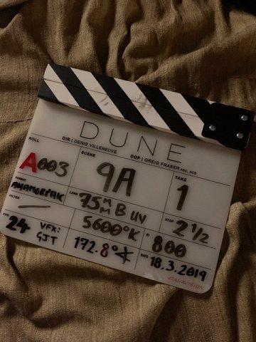 Постер Дюна