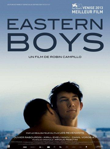 Постер Eastern Boys