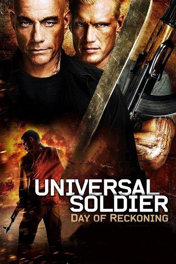 Постер Универсальный солдат-4