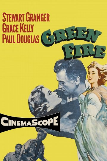 Постер Зеленый огонь
