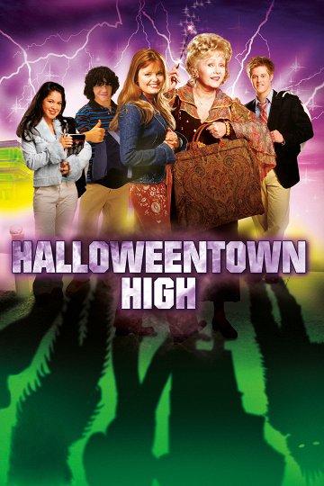 Постер Город Хеллоуин-3