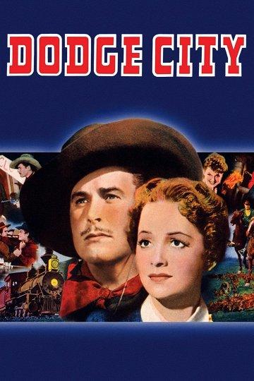 Постер Додж-сити