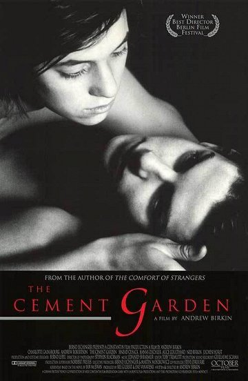 Постер Цементный сад