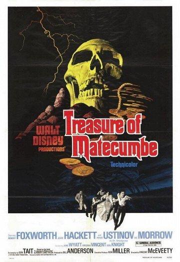 Постер Сокровище Матекумбе