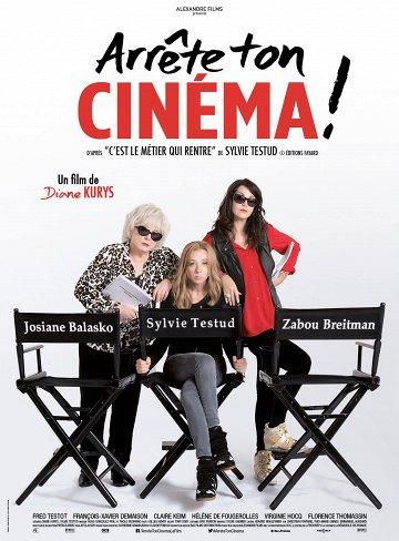 Постер Остановите кино